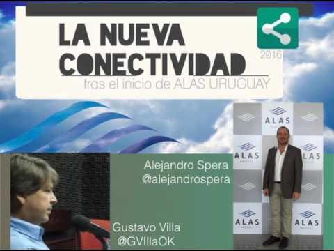 La Nueva Conectividad - Entrevista Radio Uruguay