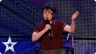 Jack Carroll has the Judges in STITCHES! | Britain