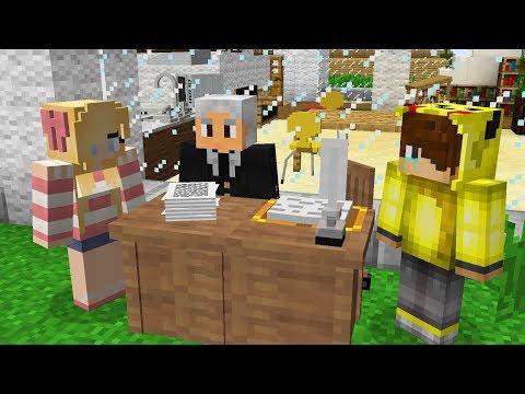 ISMETRG KARISIYLA BOŞANIYOR! 💔 - Minecraft