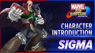 Marvel vs. Capcom: Infinite - Sigma Tutorial