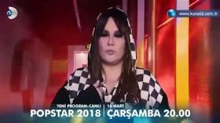 Deniz Seki - Günah Benim (Popstar 2018)