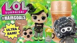 ULTRA RARE LOL SURPRISE #HAIRGOALS UNBOXING! | Opening L.O.L. Bhaddie Series 4 Wave 3 (Series 5)