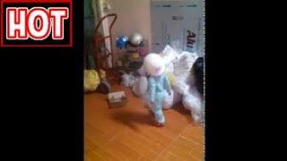 Video hài hước cười vỡ bụng với trẻ em
