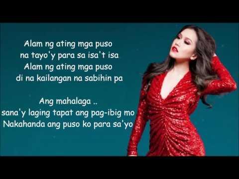 Rachelle Ann Go - Alam Ng Ating Puso