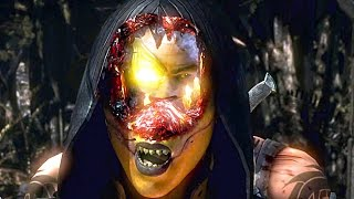 MORTAL KOMBAT X SECRET FATALITIES PS4