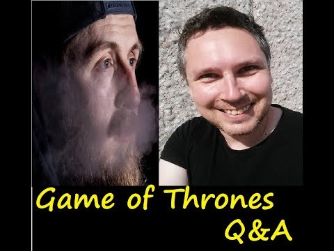 Game Of Thrones Q A Livestream With Azor Ahype