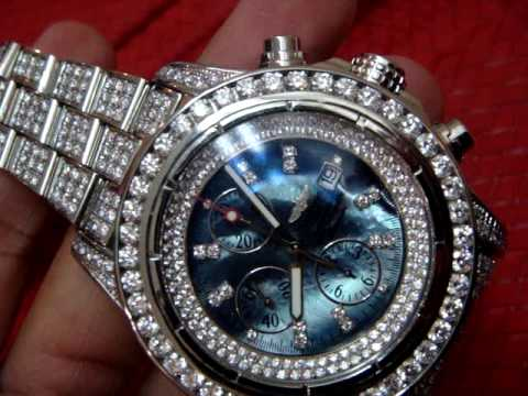 breitling diamond