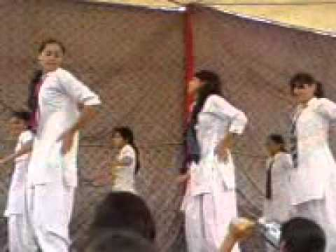 International Collge Karachi Girls  Sexy Dance video