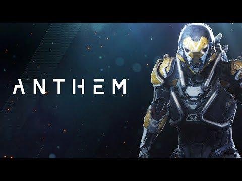 Anthem - Всё, что вам нужно знать об игре
