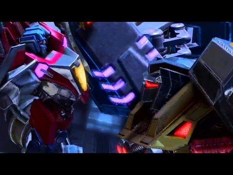 Transformers: Fall of Cybertron - Walkthrough Part 20 - Chapter 11: Starscream's Betrayal Part 2
