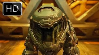 DOOM 4 GAMEPLAY 1080p - Doom gameplay Trailer HD