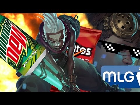 A guide to MLG Ekko  -  - [League of Legends]