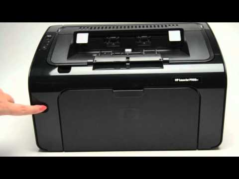 Impressora a laser monocromática HP LaserJet Pro P1102W - Resenha Brasil
