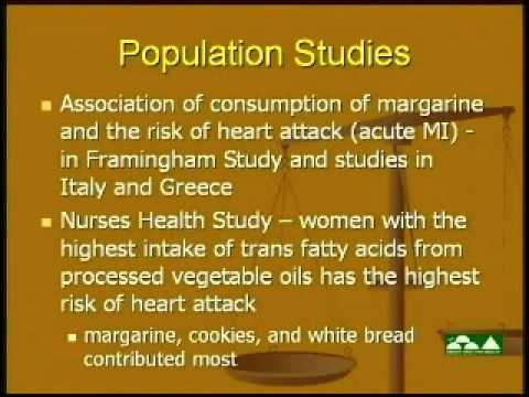 Trans Fats: and You Thought Lard Was Bad