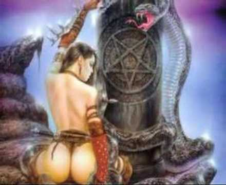 Luis Royo vs Nightwish (Deep Silent Complete)