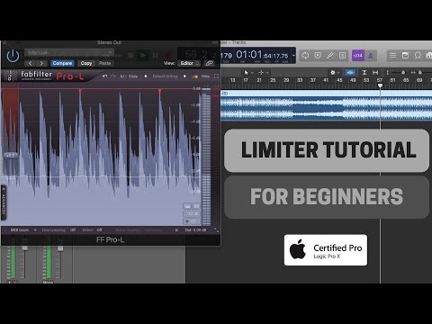 How To Use Limiter - Beginners Tutorial