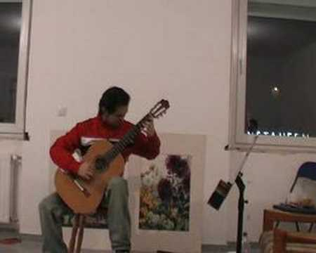 Manuel M. Ponce Suite in A minor(GavotteI&II,Gigue)
