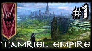 M2TW: The Elder Scrolls Total War Mod ~ TE Campaign Part 1, Glorified Construction Work