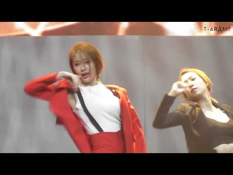 [tarabar.cn] 160917 T-ARA Shanghai Concert Jiyeon - 1 Min 1 Sec Fancam