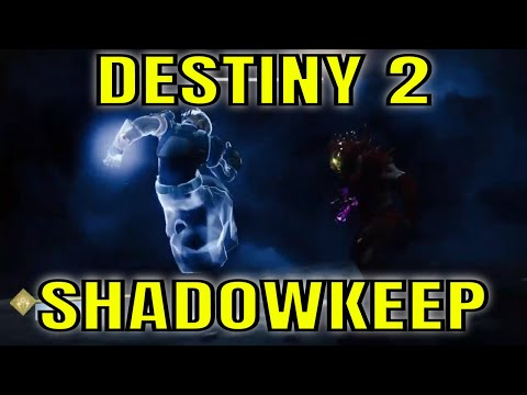 Destiny 2 Shadowkeep #3 - Moon Patrol