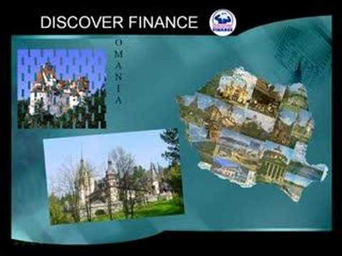 Discover Finance Presentation