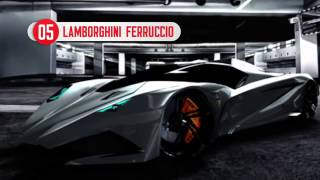 The top 10 future cars