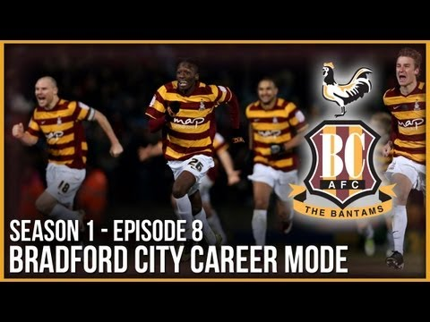 FIFA 13: Bradford City Career Mode - S1E8 - Transfer Window OPEN!!!
