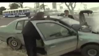 limo crash groom revenge  dashcam road rage in Russia