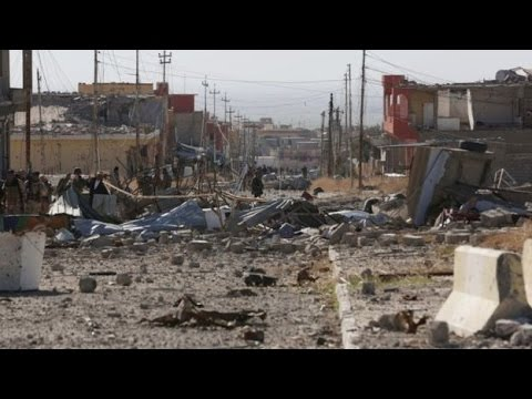 Amnesty Says Kurdish Forces Destroy Arab Homes In Iraq