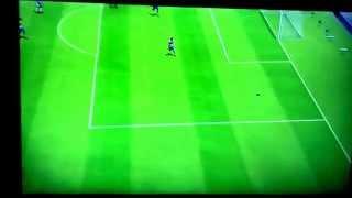 Julio Cesar goalkeeper skills