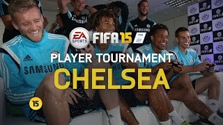 FIFA 15 - Chelsea FC - Player Tournament - Schürrle, Rémy, Azpilicueta, Aké