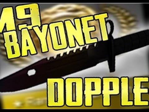 Cs:go - **new** M9 Bayonet | Doppler Case Unboxing (~$800 Knife) video