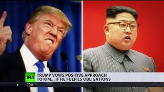 N. Korea to be spared 'Libya model' if it makes deal with US, says Trump