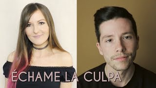 Download Lagu ÉCHAME LA CULPA - Luis Fonsi, Demi Lovato | POLISH/SPANISH VERSION by Kasia Staszewska & Aark Waves Gratis STAFABAND