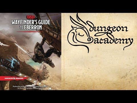 Dungeon Academy Ep 24: Journey to Eberron