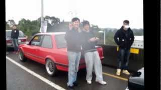 The Gathering of BMW E30 in Taiwan 2013