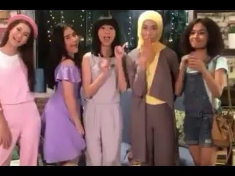[SERU] Pembuatan iklan terbaru Prilly 2017