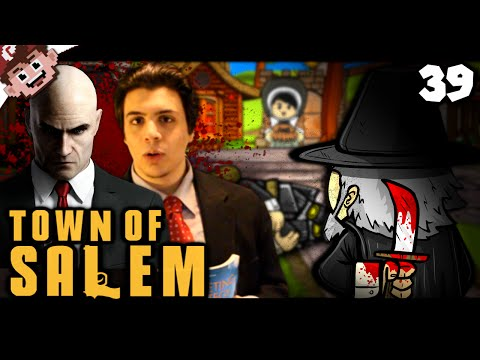 Hanky Panky Hitman (The Derp Crew: Town of Salem - Part 39)