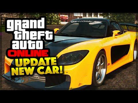 GTA 5 Online - UPDATE & NEW CAR FOUND! (GTA 5 Gameplay)