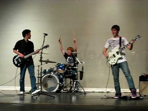 Deer Valley High School Talent Show Band Video