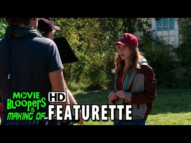Tomorrowland (2015) Blu-ray/DVD Featurette - Brit Robertson