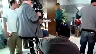 Scrubs - Behind the scenes with Christa Miller and Ken Jenkins