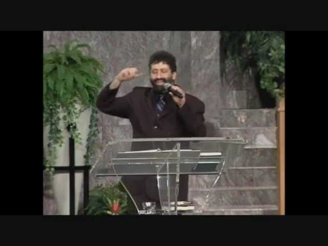 ANOINTED SERMON OF JONATHAN CAHN AT ROCK CHURCH