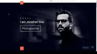 Selfer - Personal Portfolio Template        Dylan Doug