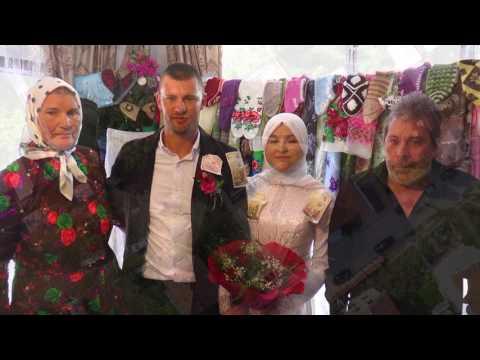 Мустафа и Атидже село Юруково 2016
