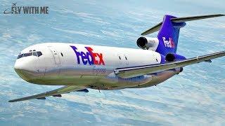 X Plane 11 - FlyJSim Boeing 727 V3