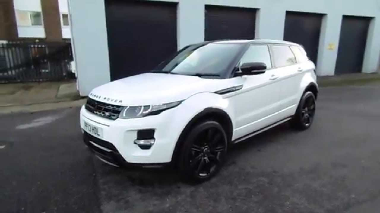 Evoque Dynamic Pack Evoque Dynamic Black Pack