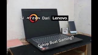 LAPTOP YANG JARANG TERJAMAH | Review and Test Game Lenovo V330
