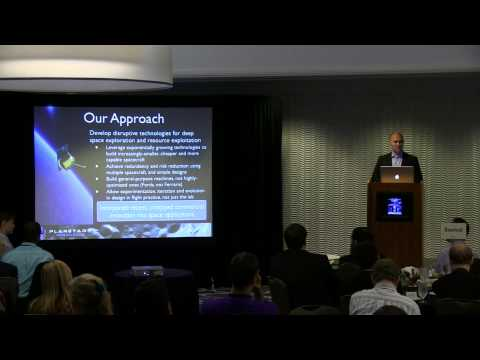 NewSpace 2012: Eric Anderson of Planetary Resources