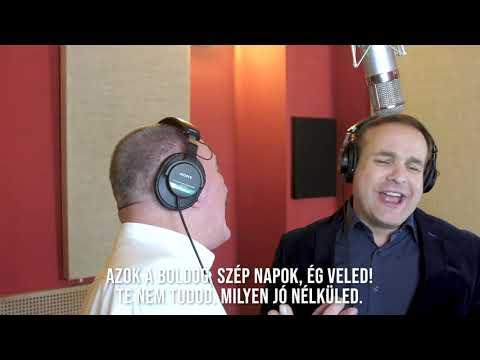 Jönnek a boldog szép napok 2021! - Nagy Feró és Bagi Ivan